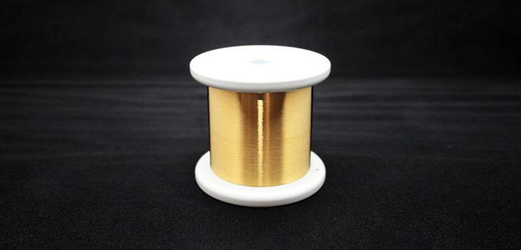 極細黄銅線(極細真鍮線)