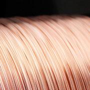 マイクロカテーテル用銅線