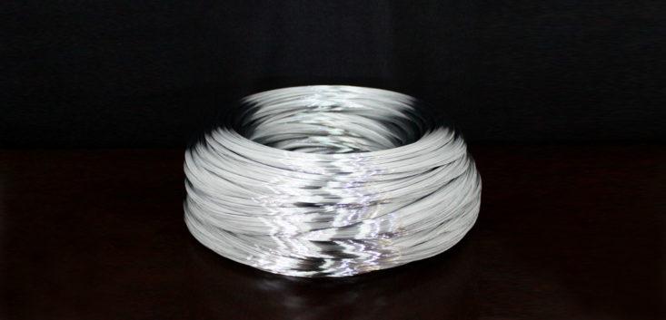バネ用亜鉛めっき鋼線「マックワイヤー」
