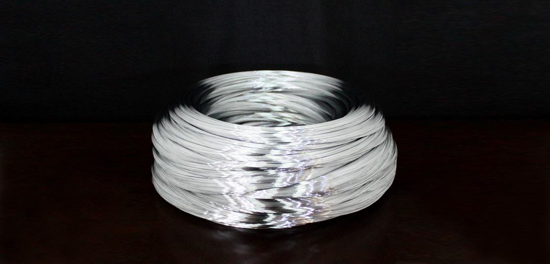 亜鉛めっき鋼線「マックワイヤー」